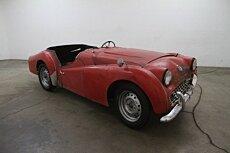 1960 Triumph TR3A for sale 100724675