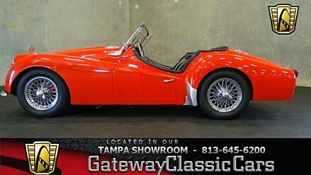 1960 Triumph TR3A for sale 100775534