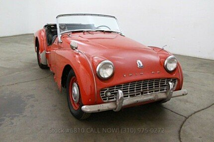 1960 Triumph TR3A for sale 100784727