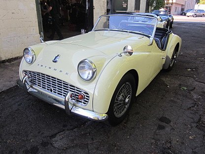 1960 Triumph TR3A for sale 100799456