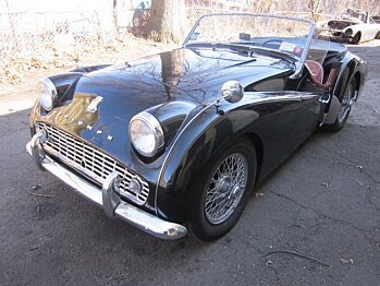 1960 Triumph TR3A for sale 100762712