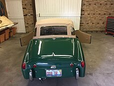 1960 Triumph TR3A for sale 100898000