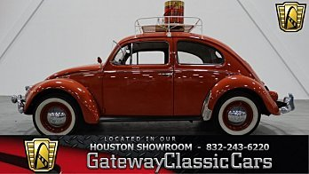 1960 Volkswagen Beetle for sale 100918575