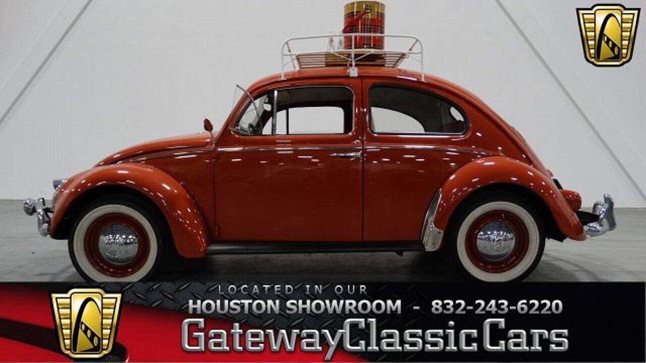 1960 Volkswagen Beetle for sale near O Fallon, Illinois 62269 ...