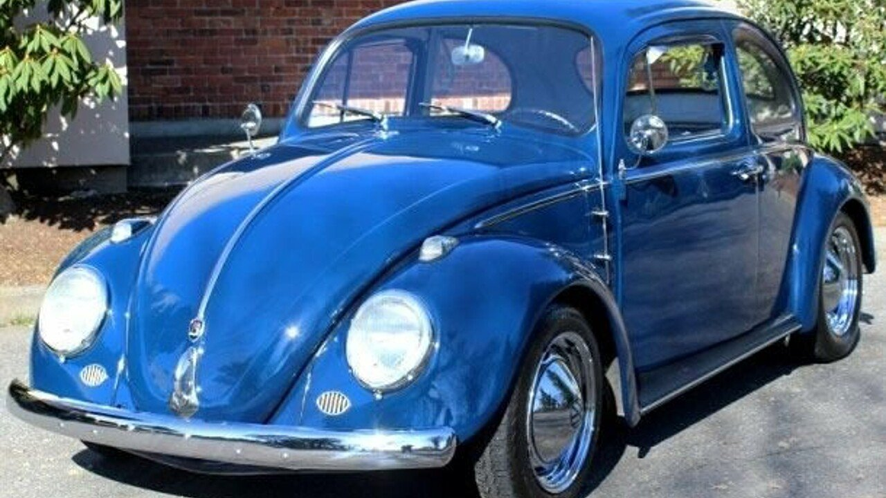1960 Volkswagen Beetle for sale near Arlington, Texas 76001 ...