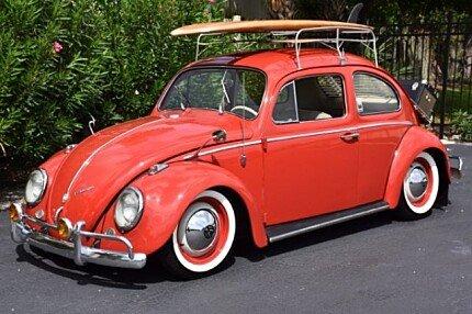 1960 Volkswagen Beetle Classics for Sale - Classics on Autotrader