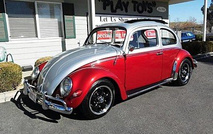 1960 Volkswagen Beetle for sale 100959002