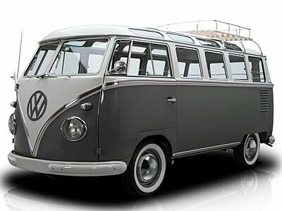 1960 Volkswagen Vans for sale 100786638