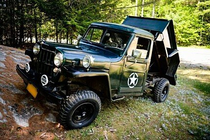 1960 Willys Other Willys Models for sale 101042395