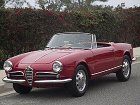 1960 alfa-romeo Giulietta for sale 101006110
