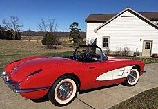 1960 chevrolet Corvette for sale 101031281