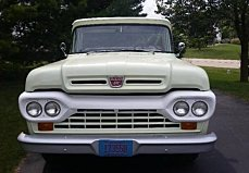 1960 ford F100 for sale 101024616