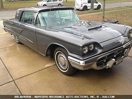 1960 ford Thunderbird for sale 101016094