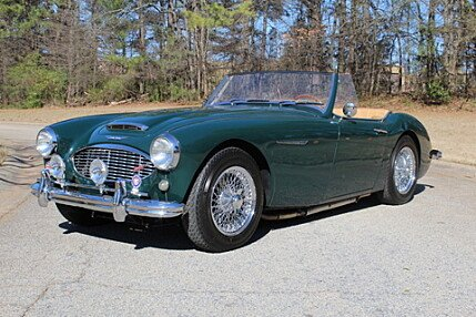 1961 Austin-Healey 3000 for sale 100855333