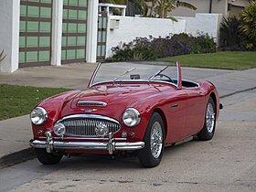 1961 Austin-Healey 3000MKII for sale 100942468