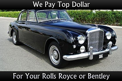 1961 Bentley S2 for sale 100794511