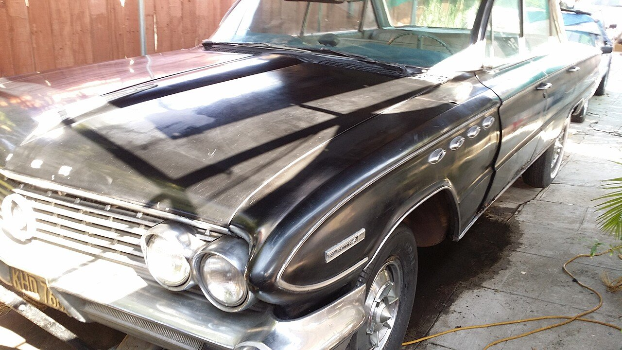 1961 Buick Electra for sale near Los Angeles, California 90042 ...
