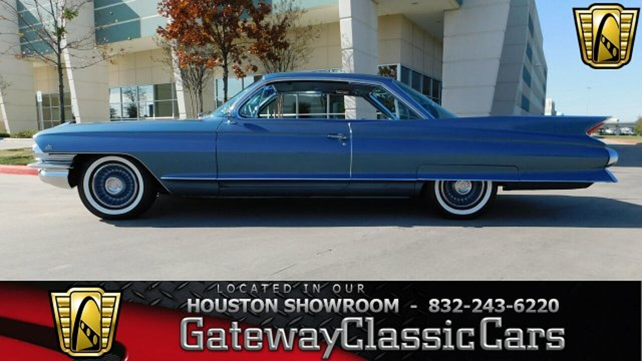 1961 Cadillac De Ville for sale 100920486