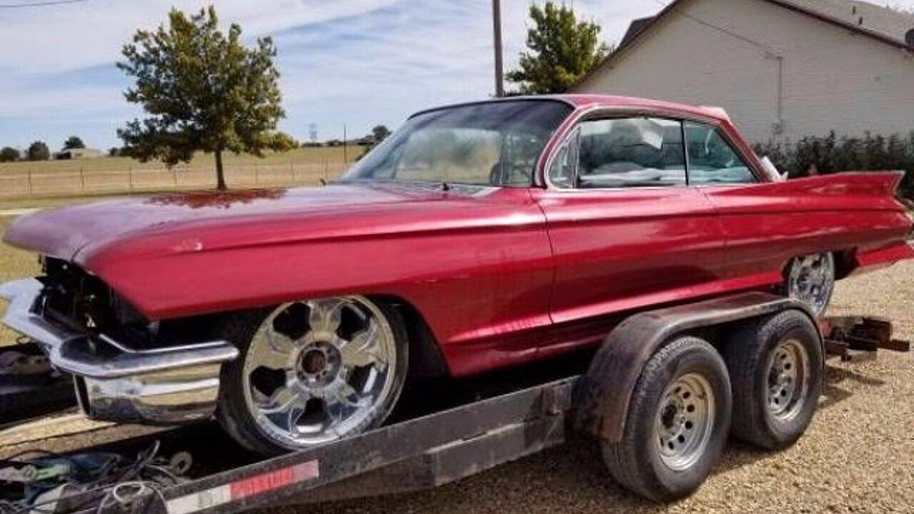 1961 Cadillac De Ville for sale near Cadillac, Michigan 49601 ...