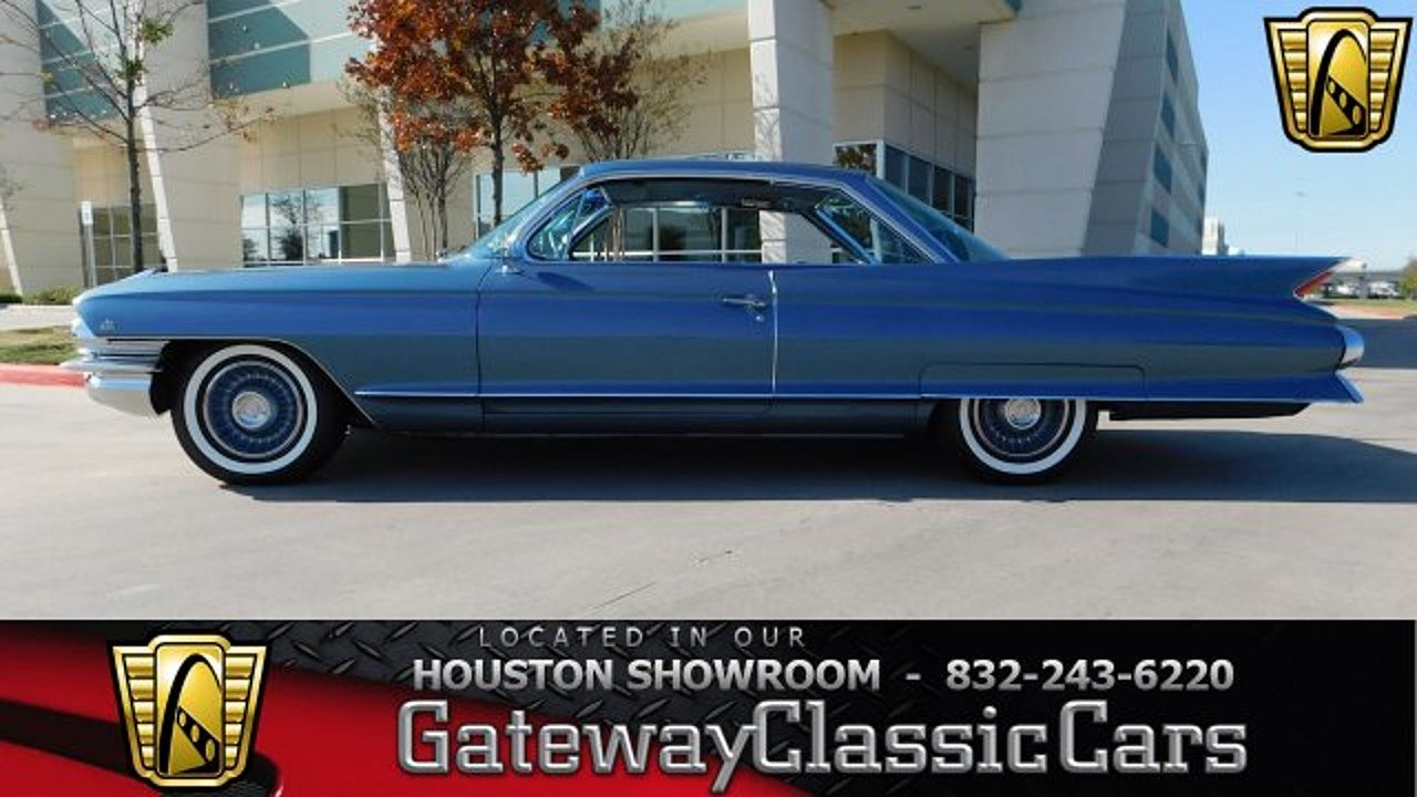 1961 Cadillac De Ville for sale 100948716