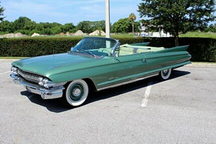 1961 Cadillac De Ville for sale 100891333