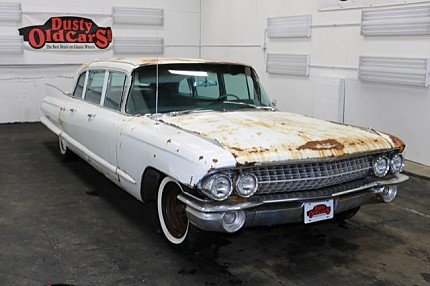 1961 Cadillac Fleetwood for sale 100848321