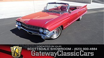 1961 Cadillac Series 62 for sale 101053743