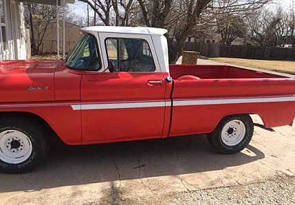 1961 Chevrolet Apache for sale 100849437
