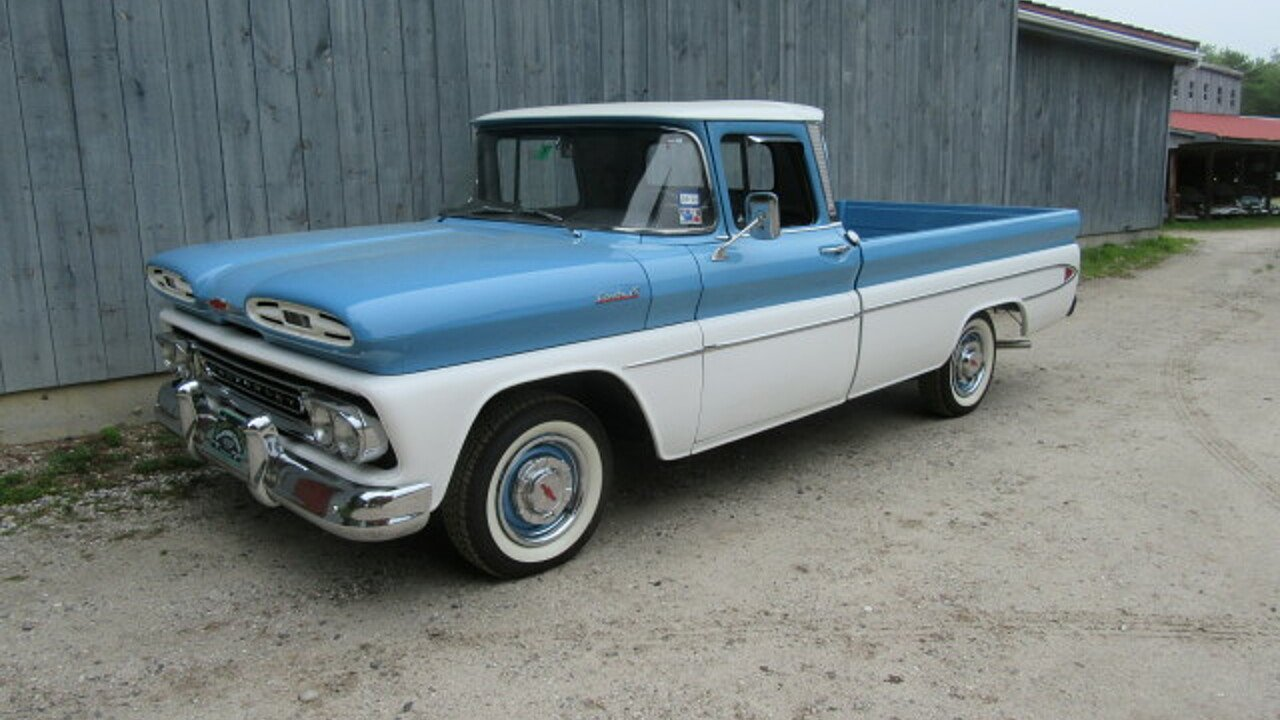 1961 Chevrolet Apache for sale 101009358