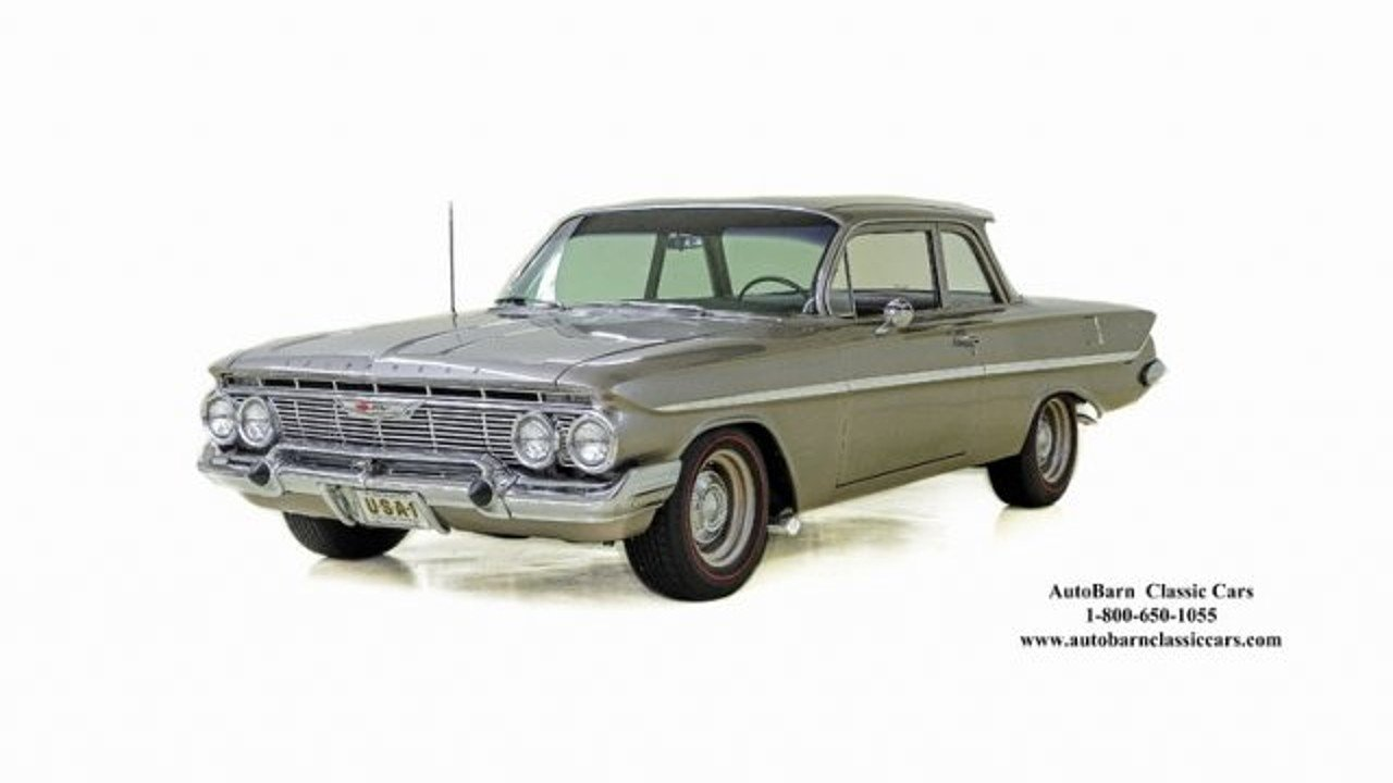 1961 Chevrolet Bel Air for sale 100870869