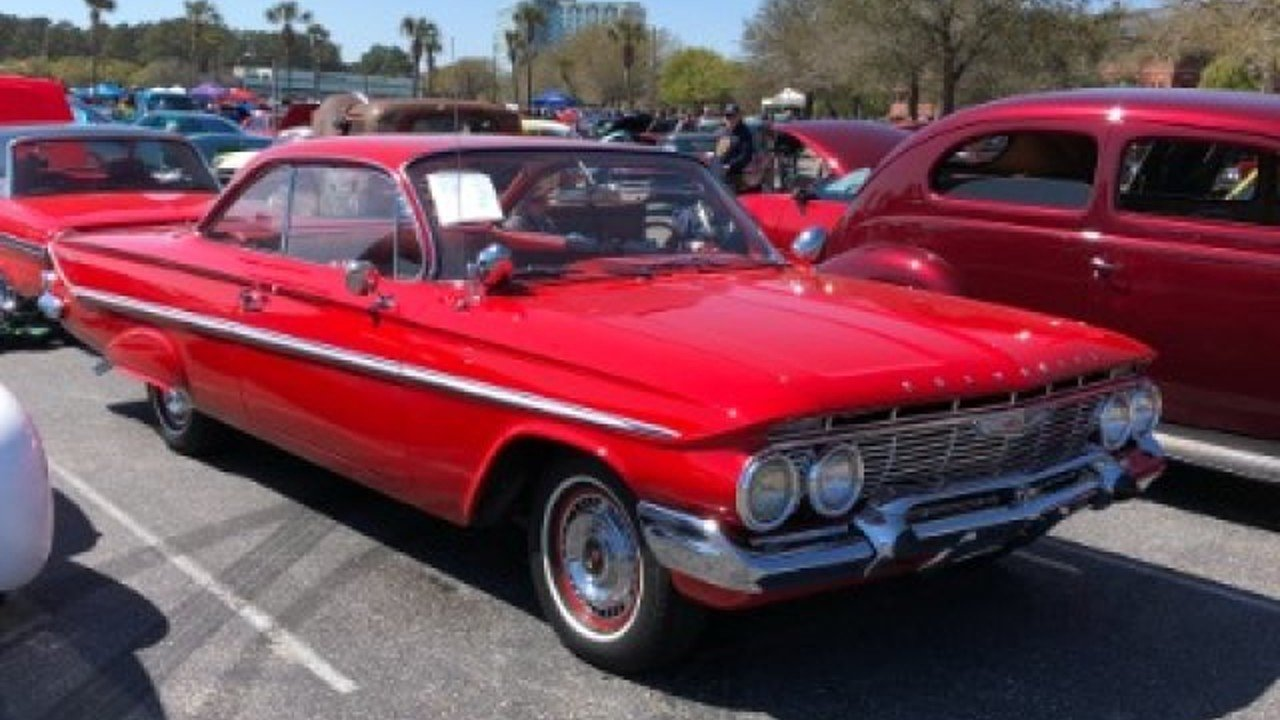 1961 Chevrolet Bel Air for sale 100968382