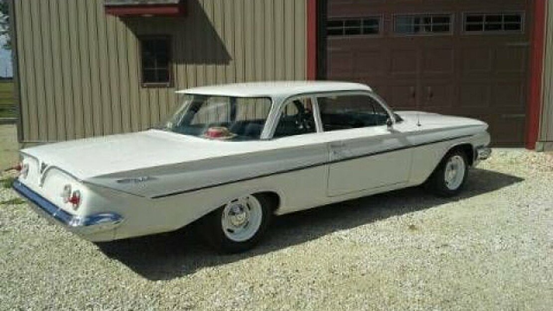 1961 Chevrolet Bel Air for sale 100978811