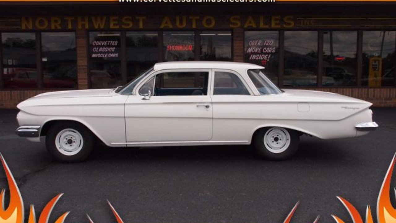 1961 Chevrolet Biscayne for sale near North Canton, Ohio 44720 ...