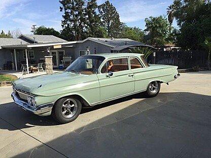 1961 Chevrolet Biscayne for sale 100813434