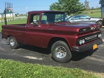 1961 Chevrolet C/K Truck for sale 100826971