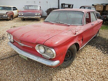1961 Chevrolet Corvair for sale 100721992
