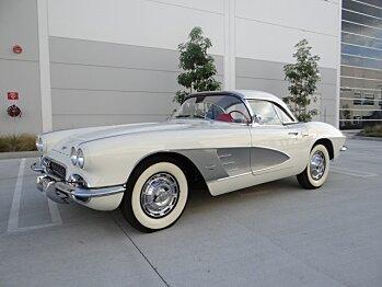 1961 Chevrolet Corvette for sale 100733374