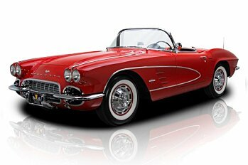 1961 Chevrolet Corvette for sale 100786454