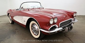 1961 Chevrolet Corvette for sale 100866008