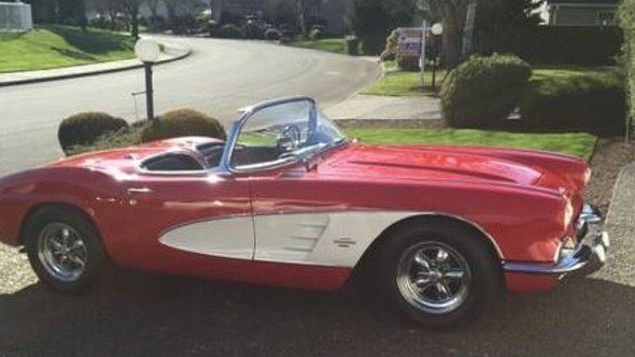 1961 Chevrolet Corvette for sale 100883714