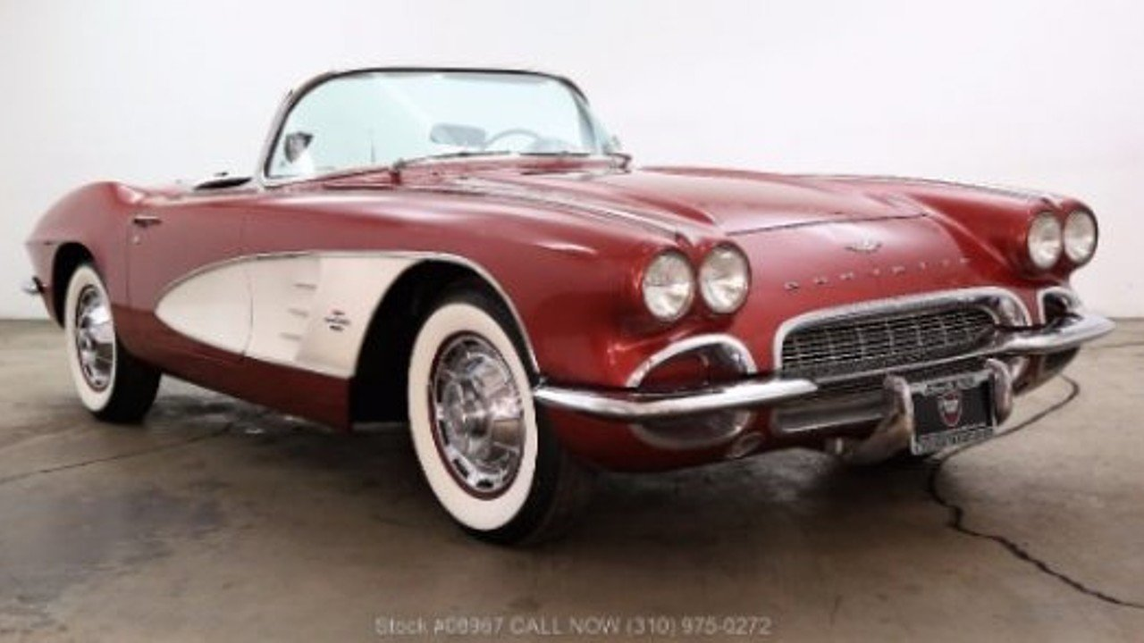 1961 Chevrolet Corvette for sale 100923513