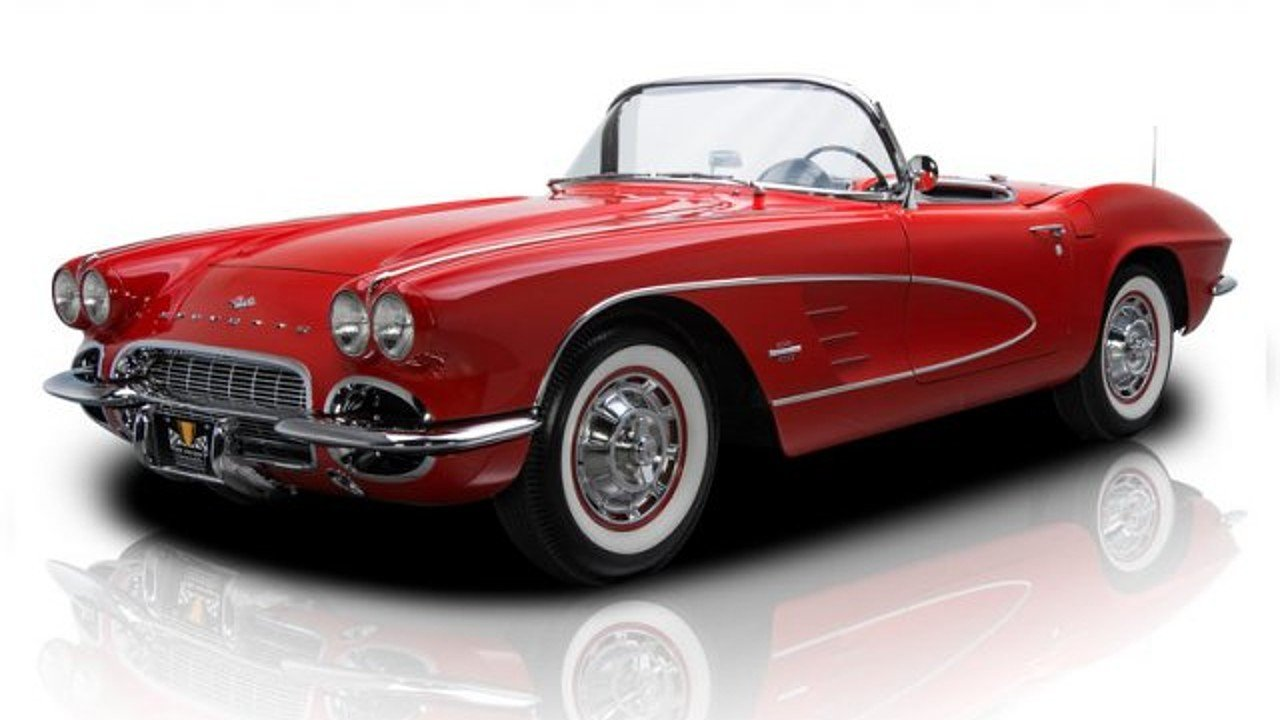1961 Chevrolet Corvette for sale 100940628