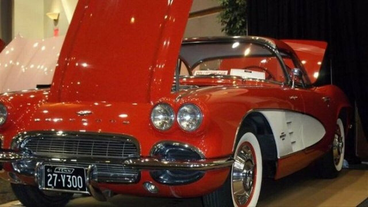 1961 Chevrolet Corvette For Sale Near Cadillac Michigan 49601 Chevy Stingray 100943780