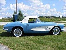 1961 Chevrolet Corvette for sale 100722650