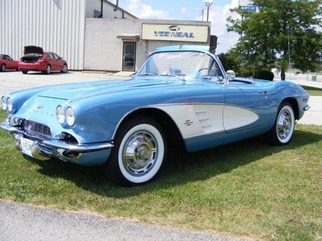 1961 Corvette For Sale >> 1961 Chevrolet Corvette Classics For Sale Classics On Autotrader