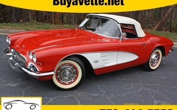 1961 Chevrolet Corvette for sale 100821505