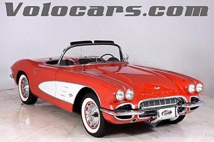 1961 Chevrolet Corvette for sale 100917151
