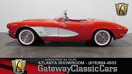 1961 Chevrolet Corvette for sale 100920218