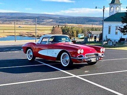 1961 Chevrolet Corvette for sale 100930346
