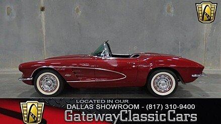 1961 Chevrolet Corvette for sale 100932100